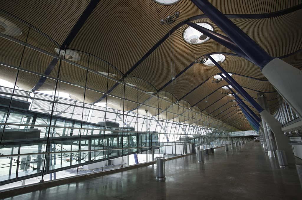 Terminal T4 Barajas
