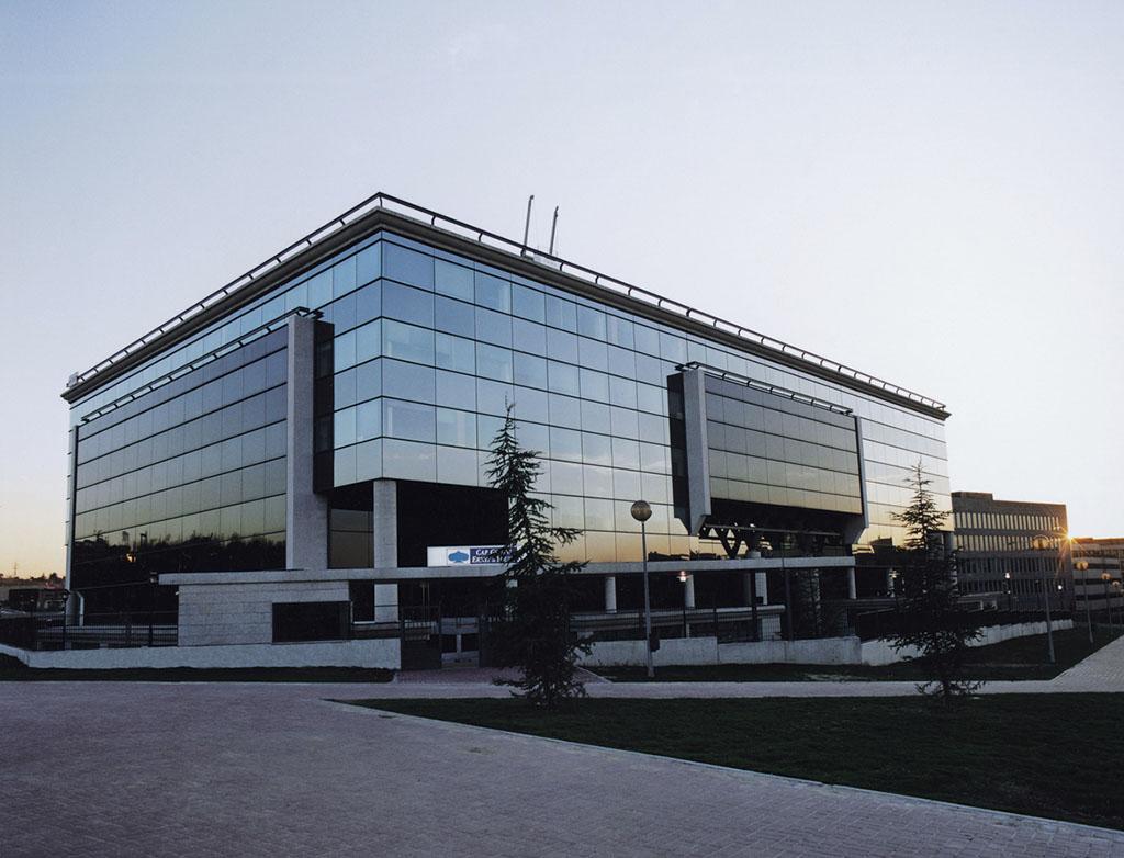 Edificio CEDRO