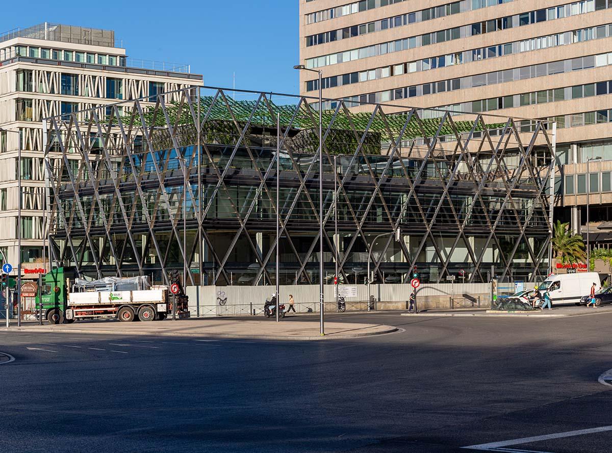 Edificio Axis