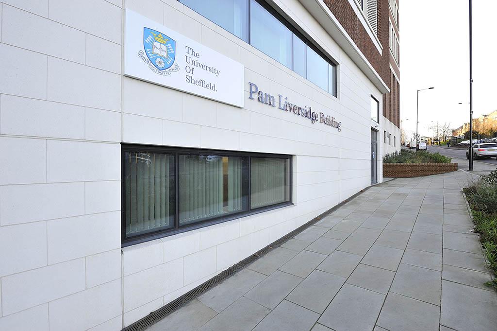 Universidad de Sheffield