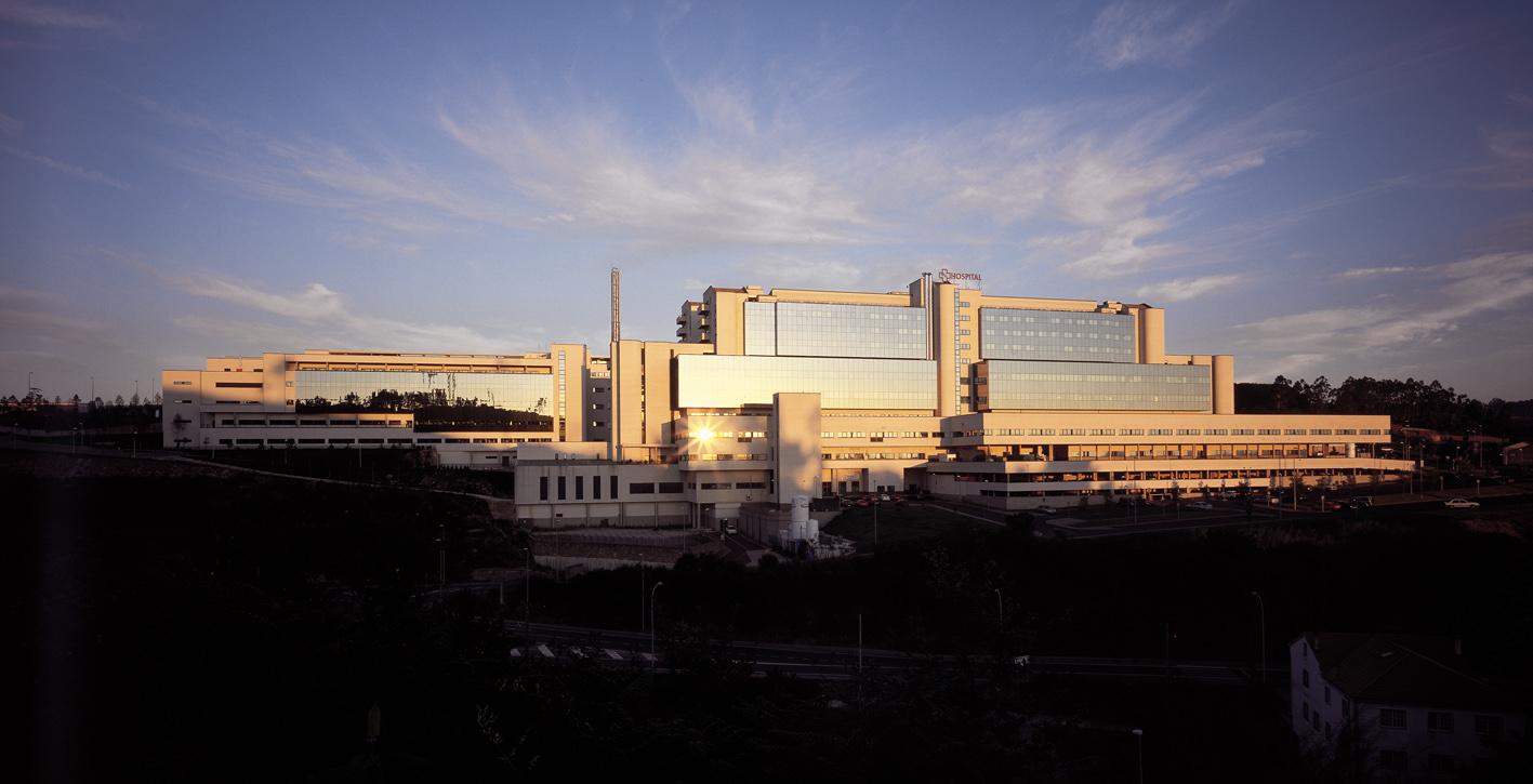 HOSPITAL CLINICO DE SANTIAGO