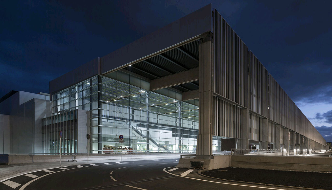 Expansion de l'aéroport de Gran Canaria